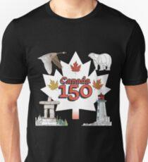 canada 150 Unisex T-Shirt