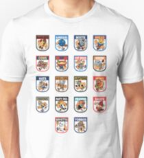 AFL BBQ Series - All Teams T-Shirt
