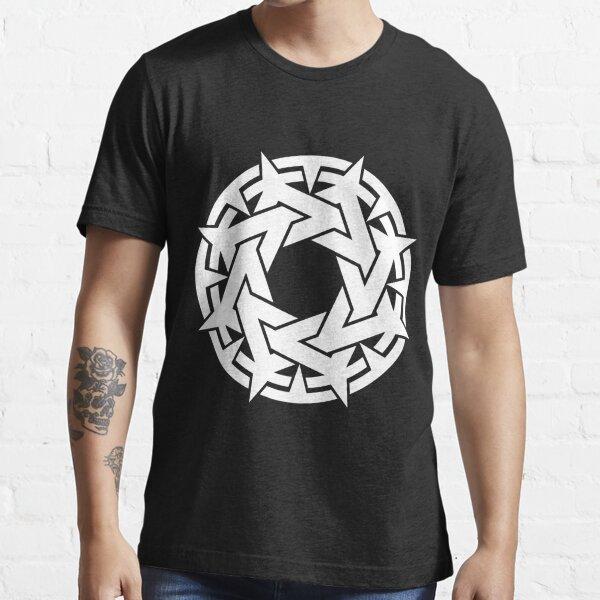 White Rose Essential T-Shirt