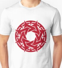 Red Rose Slim Fit T-Shirt