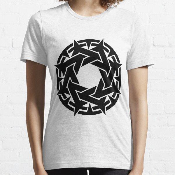 Black Rose Essential T-Shirt