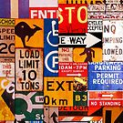Signs by pixelvision