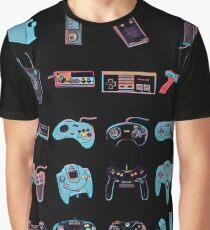 Gaming Legacy Graphic T-Shirt