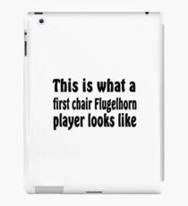 Flugelhorn iPad Case/Skin