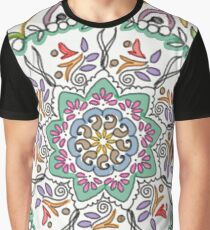 Spring Mandala #RBSTAYCAY  Graphic T-Shirt