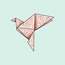 Origamibird by pixelvision