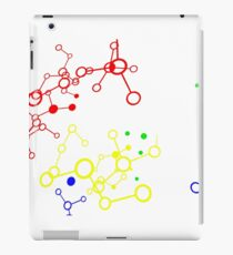 Coloured Lines  iPad Case/Skin