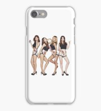 sistar korean girl band touch my body iPhone Case/Skin