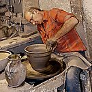 The Potter by John Thurgood