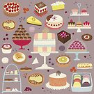 Patisserie by Nic Squirrell