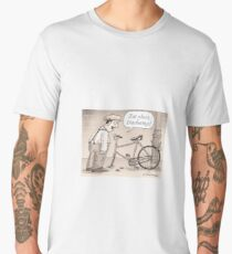 Marcel Duchamp Men's Premium T-Shirt