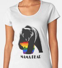 Mama Bear 2 Women's Premium T-Shirt