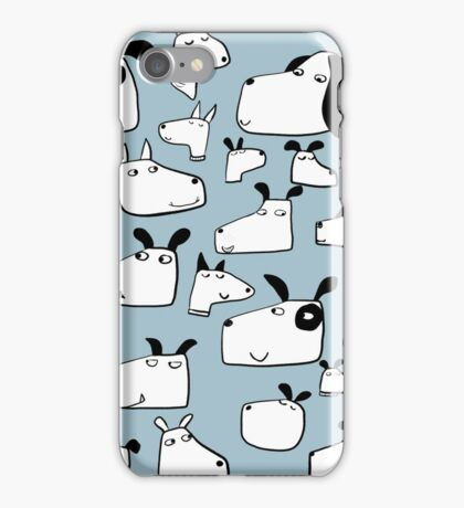Many Dogs iPhone Case/Skin