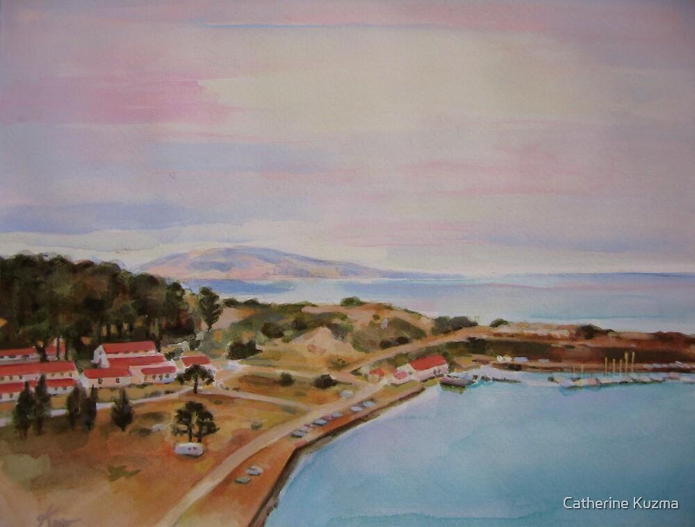 Sausalito by Catherine Kuzma