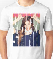 TWICE Sana - Signal Typography T-Shirt