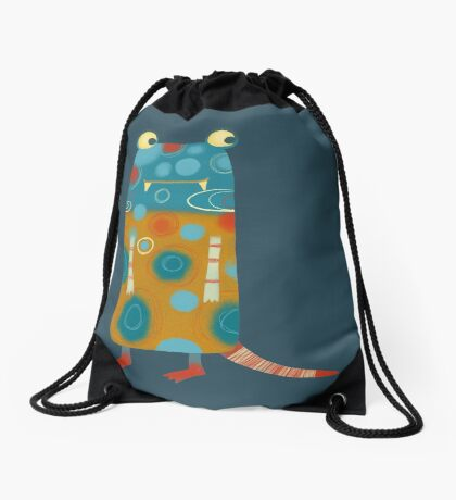 Monster Esme Drawstring Bag