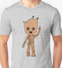 Kawaii Baby Groot Unisex T-Shirt