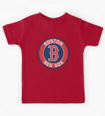 Boston Redsox Baseball Club Kids Clothes