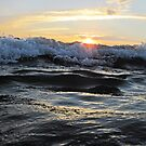 fall waves by photobear