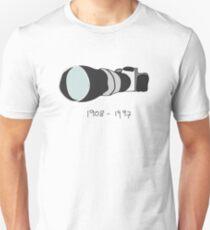 James Stewart: Rear Window Tribute: 1908 - 1997 Unisex T-Shirt
