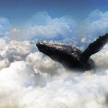 Cloud Whale by roosmarijn98