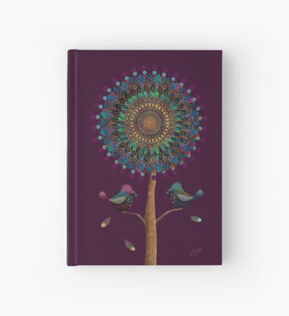 The Mandala Tree Hardcover Journal