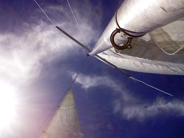 sails in the sun by Clare01