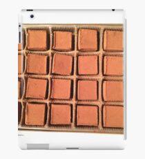 Chocolate Truffles Photo iPad Case/Skin