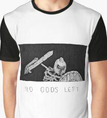No Gods Left Graphic T-Shirt