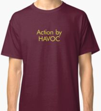 Action by Havoc Classic T-Shirt