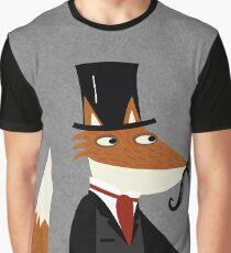 Sir Fox Graphic T-Shirt