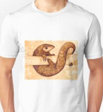 Tea and Coffee Pangolin T-Shirt