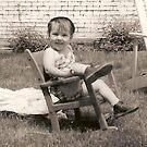 Me & My Rocking Chair by Martha Medford