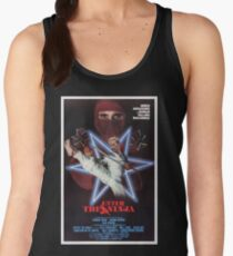 Enter the Ninja Women's Tank Top