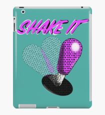 Shake it till you break it! iPad Case/Skin