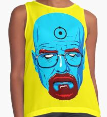 BREAKING BAD-WALTER WHITE-DR MANHATTAN Contrast Tank