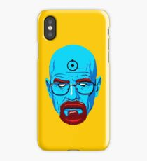 BREAKING BAD-WALTER WHITE-DR MANHATTAN iPhone Case/Skin