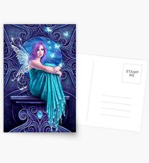 Astraea Fairy with Butterflies Postcards