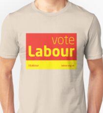 Vote Labour Unisex T-Shirt