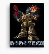 Robotech SDR 04 Phalanx Canvas Print