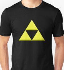 Camiseta ajustada Trifuerza