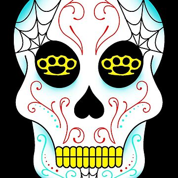 Old School Skull Style by AuthenticDesign