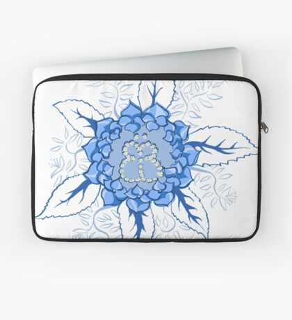 Butterflyflower Laptoptasche