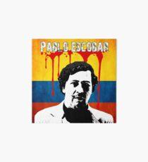 Pablo Escobar  Art Board