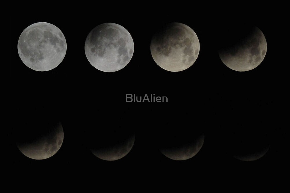 Eclipse Sequence by PixelBoxPhoto