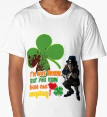 Leprechaun Long T-Shirt