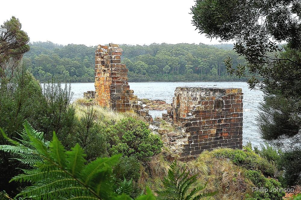 Location Location - Wilderness, Tasmania by Philip Johnson