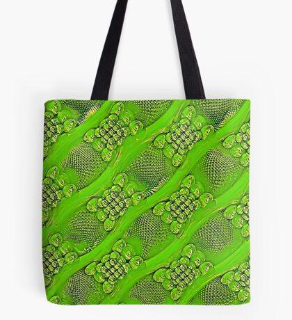 Golden green Tote Bag