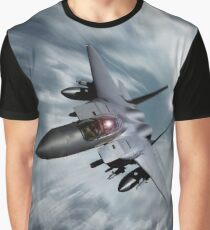 F-15 Eagle Graphic T-Shirt