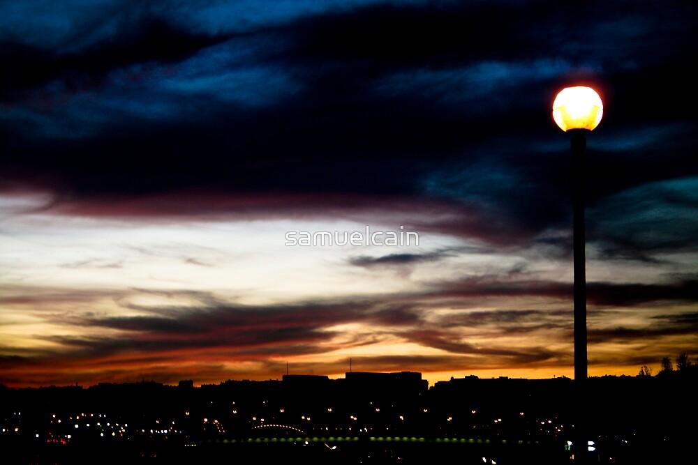 empty sky by samuelcain